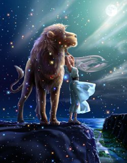 mlad mesec u lavu