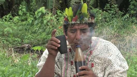 shaman dzungla