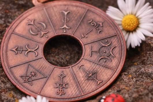 simbol privlacenja