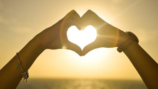 sunce i srce